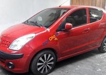 Bán Nissan Pixo 1.0 AT sản xuất 2011, màu đỏ, nhập khẩu nguyên chiếc, giá 250tr