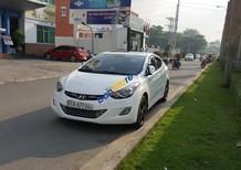 Bán Hyundai Elantra 1.8AT GLS năm 2013, màu trắng, xe nhập khẩu
