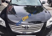 Cần bán lại xe Toyota Camry 2.4G AT sản xuất 2008, màu đen như mới, 550tr