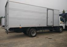 Bán xe tải Olin 700B thùng kín cửa hông giá tốt liên hệ 0989125307