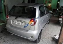 Cần bán xe Chevrolet Spark sản xuất 2009, màu bạc chính chủ