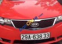 Cần bán Kia Cerato AT sản xuất năm 2012, màu đỏ, giá tốt