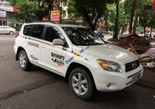 Bán Toyota RAV4 Limited 2.4 FWD năm sản xuất 2007, màu trắng, nhập khẩu giá cạnh tranh
