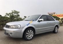 Cần bán lại xe Ford Laser năm sản xuất 2004, màu bạc, giá chỉ 225 triệu
