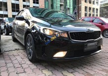 Bán Kia Cerato MT sản xuất năm 2016, màu đen, giá tốt