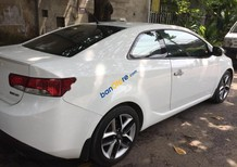 Bán xe Kia Cerato Koup 1.6 AT năm 2009, màu trắng, xe nhập giá cạnh tranh