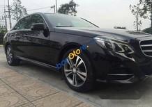 Bán Mercedes E250 năm sản xuất 2015, màu đen, nhập khẩu