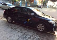 Cần bán gấp Toyota Corolla altis 1.8G năm 2014, màu đen