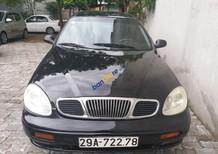 Xe Daewoo Leganza năm sản xuất 2001, màu đen