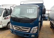 Giá xe tải 5 tấn thùng mui bạt Trường Hải