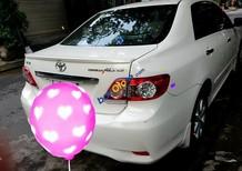 Cần bán xe Toyota Corolla altis đời 2009, màu trắng