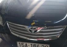 Cần bán xe Toyota Camry 2.4G năm sản xuất 2009, màu đen