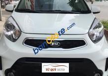 Cần bán xe Kia Morning Si 1.25AT năm 2016, màu trắng
