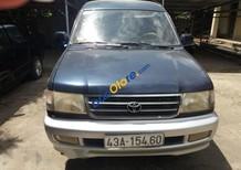 Bán xe Toyota Zace năm sản xuất 2000, màu xanh lam