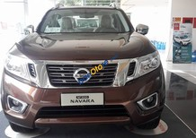 Bán Nissan Navara E năm 2016, màu nâu, xe nhập