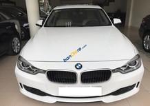 BMW 320i màu trắng đời 2015, xe nhập nguyên chiếc từ Đức, một chủ