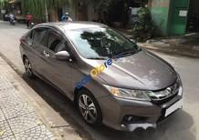 Bán Honda City năm sản xuất 2017, màu xám số tự động