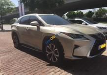 Cần bán gấp Lexus RX 200T năm 2016, màu vàng, xe nhập