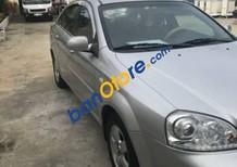 Bán ô tô Daewoo Lacetti sản xuất năm 2009, màu bạc