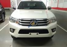 Toyota Mỹ Đình bán Toyota Hilux năm 2017, màu trắng, nhập khẩu