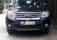 Bán Ford Everest Limited năm 2014, màu đen xe gia đình, giá chỉ 700 triệu