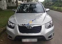 Bán Hyundai Santa Fe 2.0L năm 2011, màu bạc, xe đẹp