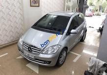 Bán Mercedes A160 đời 2009, màu bạc, xe đăng ký 2011, nhập khẩu Đức