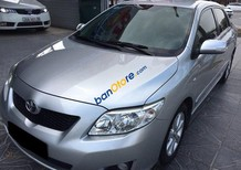 Bán xe Toyota Corolla altis 1.8AT sản xuất năm 2009, màu bạc