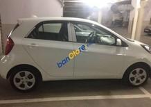 Cần bán lại xe Kia Morning MT năm sản xuất 2016, màu trắng, giá 280tr