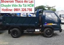 Xe Ben Thaco Forland FLD600C/ 6 tan/ 4 khoi, 5 khoi