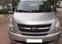 Cần bán gấp Hyundai Grand Starex 2.5 MT 2014, màu xám, nhập khẩu, máy dầu