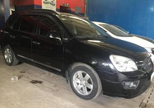 Bán xe Kia Caren Ex sản xuất 2008. Màu đen, số tự động tại TP. Hồ Chí Minh. Giá 405tr