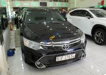 Cần bán lại xe Toyota Camry 2.5Q sản xuất 2015, màu đen