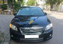 Bán ô tô Toyota Corolla Altis 1.8G năm 2009, màu đen, giá chỉ 480 triệu