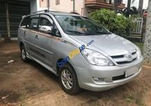 Cần bán lại xe Toyota Innova sản xuất 2006, màu bạc