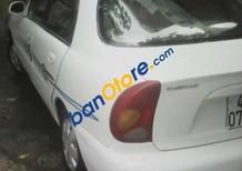 Bán xe cũ Daewoo Lanos đời 2000, màu trắng