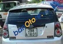 Cần bán lại xe Kia Morning MT năm sản xuất 2010, màu bạc