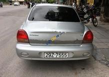 Bán Hyundai Sonata 2.0 AT đời 2000, xe chạy 8 vạn nội thất cực đẹp