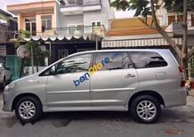 Bán Toyota Innova 2.0E đời 2013, xe sơn zin 90%