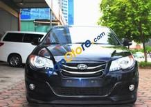 Cần bán lại xe Hyundai Avante 2.0AT sản xuất 2013, màu đen giá cạnh tranh