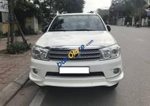 Cần bán lại xe Toyota Fortuner 2.7 năm sản xuất 2012, màu trắng