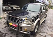 Bán ô tô Ford Everest 2.6L 4x2 MT đời 2005, màu đen số sàn