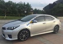 Cần bán lại xe Toyota Corolla Altis đời 2014, màu bạc, xe đẹp