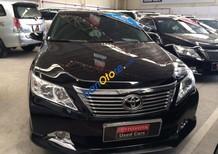 Bán Toyota Camry 2.5Q năm 2012, màu đen, 900tr