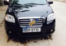 Bán xe Daewoo Gentra đời 2009, màu đen, xe đẹp đi giữ gìn, vỏ đẹp nội thất đẹp máy ngon
