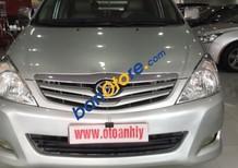 Cần bán Toyota Innova 2.0G MT đời 2009, xe số sàn tên tư nhân hồ sơ rút ngay trong ngày