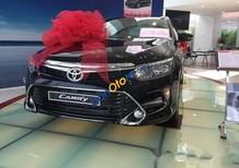 Bán ô tô Toyota Camry sản xuất 2017, màu đen