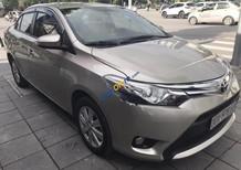 Cần bán gấp Toyota Vios 1.5G đời 2015, xe mới đi 2.1 vạn km, zin lốp