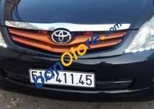 Bán Toyota Innova đời 2007, màu đen