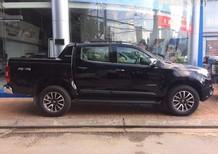 Cần bán Chevrolet Colorado 2017, màu đen, nhập khẩu